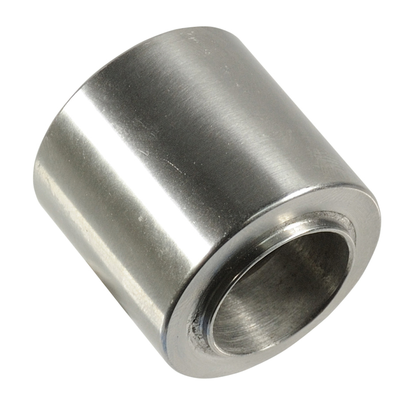 "Aluminium Weld On Female Bung -3/8"" Thread"