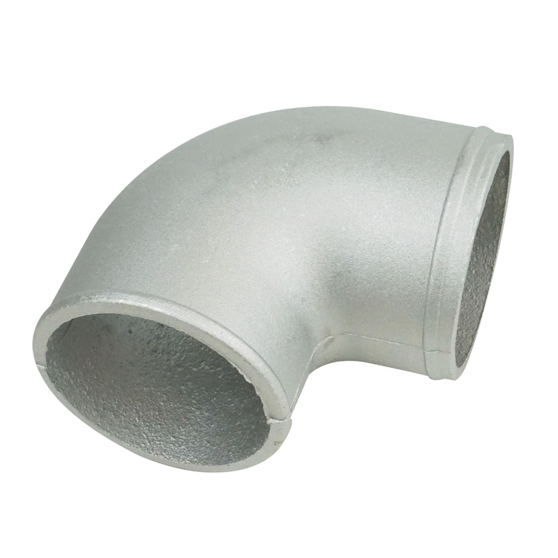 Cast Aluminium 90 Degree Elbow 2.50""