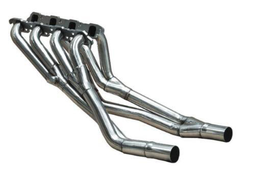 Exhaust Stainless Steel, Extractors Commodore VN VP VR VS 5L V8 Dual Cat 1-5/8in. Primary