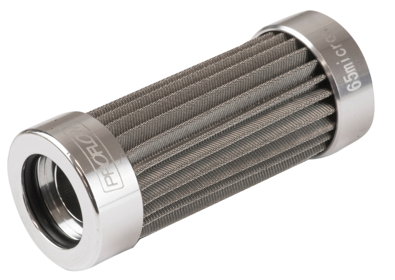 Filter Insert Stainless Steel 100 Micron For 303 Series 1 & Aeromotive
