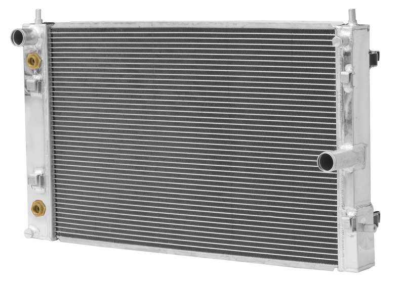 Performance Aluminium Replacement Radiator Commodore VZ V6 Alloytech Single Cooler