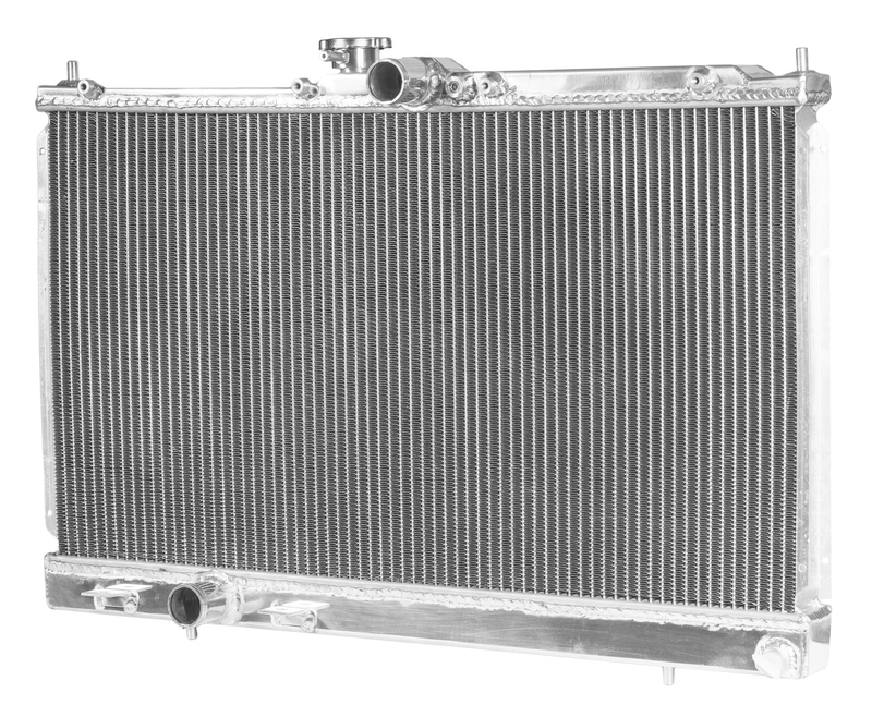 Performance Aluminium Replacement Radiator Mitsubishi Evo 7/8/9