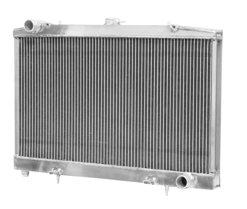 Performance Aluminium Replacement Radiator For Nissan 180 SX S13/Silvia CA18 Engine