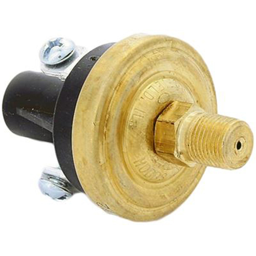 Pressure Safety Switch, Adjustable, 25-50 psi, 1/8 in. NPT, Each